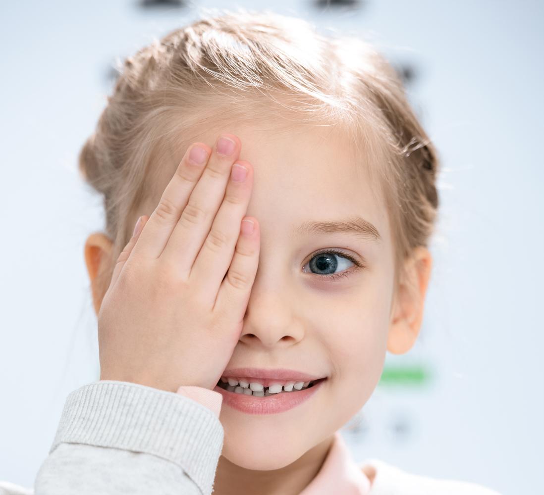 Ophtalmo-pédiatrie